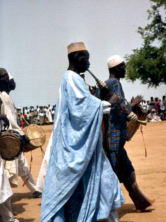 Traditional Musicians