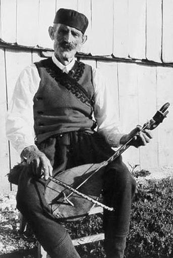 Yugoslav musician