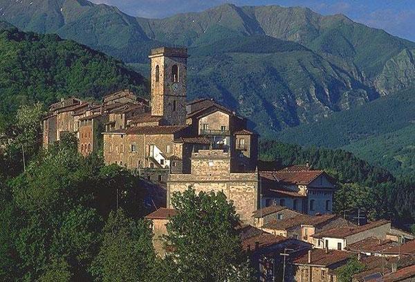 Travel to Tereglio
